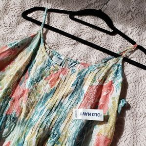 Old Navy Floral Camisole